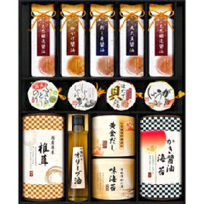 伊賀越醤油 蔵出し醤油&日本の味詰合せ HKKN-100