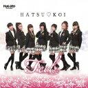 HATSU■KOI/CDシングル(12cm)/HUGPRO-002
