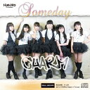 someday/CDシングル(12cm)/HUGPRO-005