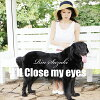 I'LL CLOSE MY EYES(瞳をとじて)/CD/KAME-013