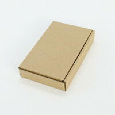 0321 1 規格内 サイズの小型ダンボール箱1。小ぶりなクラフトbox 内寸   アクセサリーの梱包に段ボール箱 新 用小型ダンボール 厚さmax