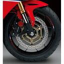MDF エムディーエフ ステッカー・デカール トリコロール リムストライプ カラー:ブラックタイプ サイズ:12&13インチ