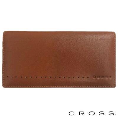 CROSS クロス NUEVA 長財布 ロングウォレット 束入れ ネイビー AC-188404-50