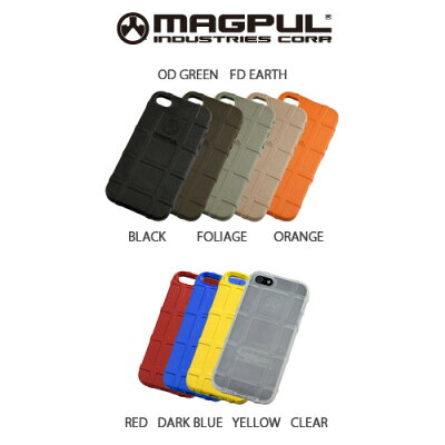CASEPLAYiPhone 5s 5用 Field Case ブラック MAGPUL MAGFIELDCASEIPHO