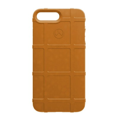 マグプル Magpul Field Case for iPhone 8 Plus/7 Plus 耐衝撃 MILスペック ORANGE MAG849-ORG