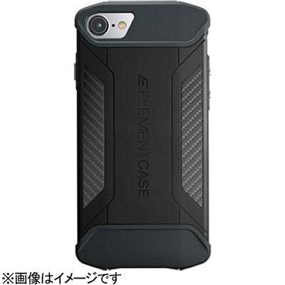 CASEPLAY iPhone 7用 CFX ブラック ELEMENTCASE