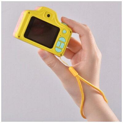 VisionKids コンパクトデジタルカメラ HAPPICAMU PLUS ピンク