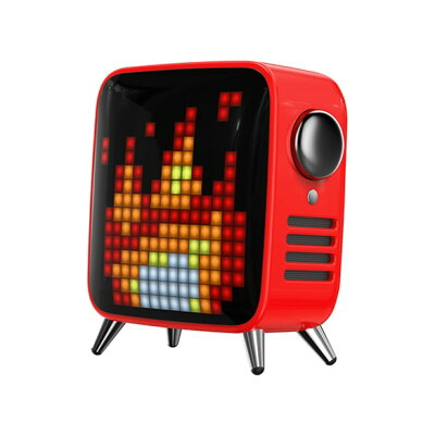 DIVOOM TECHNOLOGY TIVOO-MAX RED