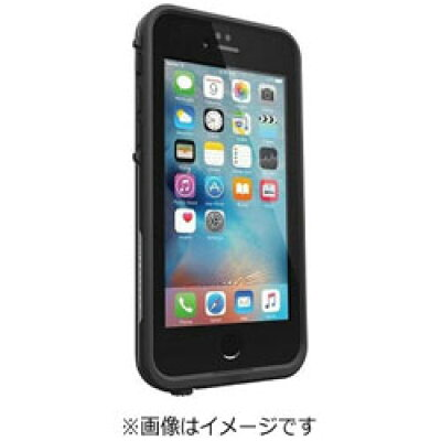 (LifeProof) fre for iPhone 6s Black 防水・防塵・耐衝撃 ライフプルーフ ケース