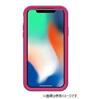CASEPLAY iPhone X用 SLAM Aloha Sunset LIFEPROOF LPSLAMIP58ピンク