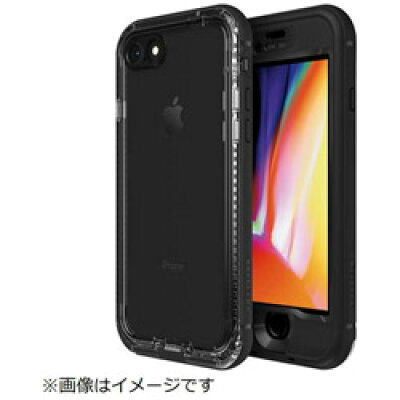 CASEPLAY Nuud Series for iPhone 8 Black