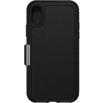 OtterBox SYMMETRY LEATHER for iPhone Xs  SHADOW