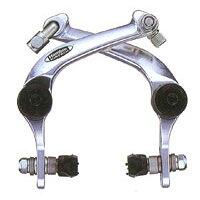 DIA-COMPE ヨシガイ 自転車用 BMXブレーキ FS990 (PC シルバー