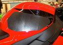 Techspec テックスペック グリップスタータンクパッド 素材:スネークスキン TIGER800 タイガー XC