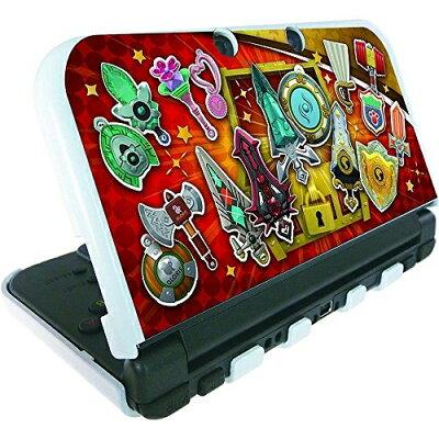ACC 3DS スナックワールド new NINTENDO 3DS LL 専用 カスタムハードカバー ジャラ Ver. タカラトミーアーツ SNW-01A