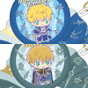 Fate/Grand Order Design by sanrio 缶バッジ付シュシュ BOX グッズ
