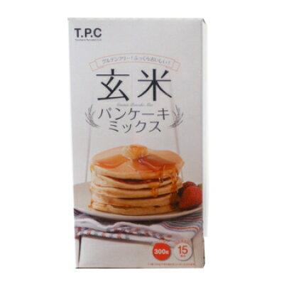 エリーゼ 玄米パンケーキミックス 300g