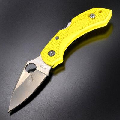スパイダルコ 折りたたみナイフ ドラゴンフライ2 ソルト H-1