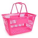 買い物カゴ ミニサイズ 11L ピンク バスケット