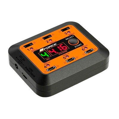6 in 1 Lipo Charger G-FORCE ジ-フォ-ス G0137
