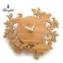 Made in America DECOYLABデコイラボ  掛け時計 B&B 鳥と枝の掛け時計