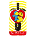 Kewpie Love is Blind Yellow iPhone6s Plus/iPhone6 Plus 5.5インチ KW04PS イエロー グッズ