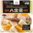 エバースマイル 素材を活かしたやわらかムース 八宝菜 115g(区分3/舌でつぶせる)