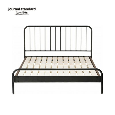 journal standard Furniture ジャーナルスタンダードファニチャー SENS BED SEMI DOUBLE サンク ベッドフレーム セミダブルサイズ 127×200cm B00JN5A14S