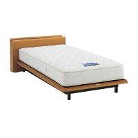 ASLEEP ベッドフレーム クイーンサイズ ナチュラル 脚付き テーベ FY6224EC ベッド アイシン精機