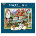 ラング LANG 2021 カレンダー 壁掛け Susan Winget Heart &Home カントリー 風景 インテリア 令和3年 暦