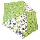 トイストーリー エイリアン 折畳 傘 折りたたみ 傘 スケッチ ディズニー タキヒヨー 53cm 耐風骨仕様雨具 キャラクターグッズ