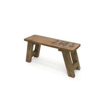 azi-azi/ウッドミニテーブル ブラウン /AZ-1135 ガーデニング用品 ガーデン家具 テーブル・チェア