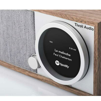 TIVOLI AUDIO MODEL ONE DIGITAL ウォールナット/グレー