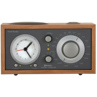 TIVOLI AUDIO MODEL THREE BT タープ/チェリー