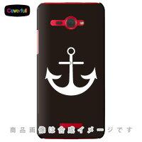 家紋シリーズ 汽船錨 (きせんいかり) / for HTC J butterfly HTL21/au