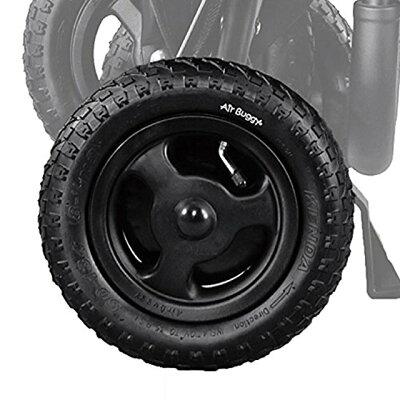 8インチ後輪ブラックオフロードタイヤ