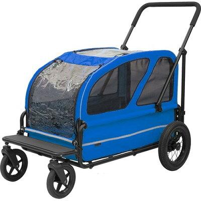 エアバギーフォードッグ AD CARRIAGE ルーフ ロイヤルブルー(ルーフのみ台車なし)(1台)