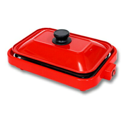 SIS ホットプレート HY-6105PT RED