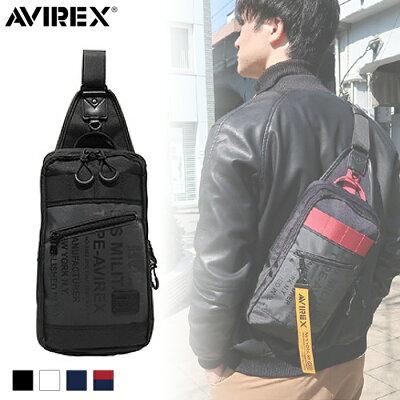 ボディバッグ AVX591 アビレックスアヴィレックス AVIREX SUPER HORNET
