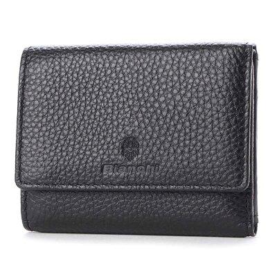 BIANCHI ボタン留め三つ折り財布 DEFI  BIC1003