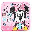 ミニーマウス ミニタオル プチタオル/3rd ディズニー かわいい はんかちタオル キャラクター グッズ 通販