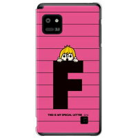 letter&boy ピンク F (クリア) design by PansonWorks / for Optimus it L-05E/docomo (SECOND SKIN)