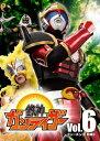 鉄神ガンライザー Vol.6/DVD/BUZZD-007
