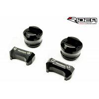 SSK エスエスケー ガード・スライダー RIDEA フレームスライダー カラー:ブラック S1000R 14-