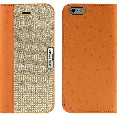 ドリームプラス iPhone6 ワナビーダイアリー オレンジDP4431i6(1コ入)