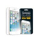 iPhone6 4.7インチ 360°保護!全画面強化ガラスフィルム クリアケース付 BF5410i6 グッズ