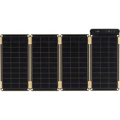 ヨーク ソーラー充電器 ソーラーペーパー 10W YO9000(1セット)