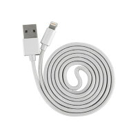 ALUMINIUM LIGHTNING TO USB CABLE シルバー MT9052 シルバー グッズ
