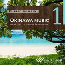 商用音楽CDOkinawa music - in acoustic guitarsanshin - 11曲