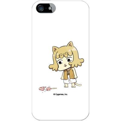 (スマホケース)神撃のバハムートシリーズ 4コマのバハムートデザイン ベビーフェルパー (ソフトTPUクリア)/ for iPhone SE/5s/SoftBank